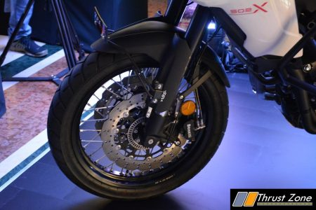 Benelli TRK 502X and 502 India Launch (4)