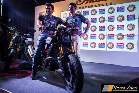 Indian FTR 1200 and FTR 1200 S Launched in India (2)