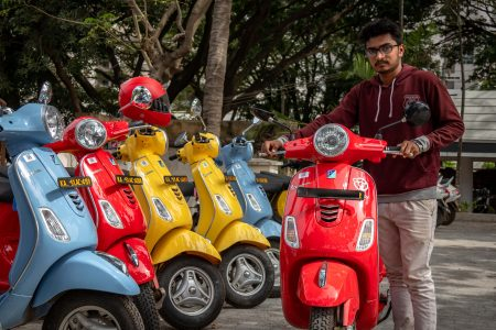 Ride Sharing Drivezy Introduces 10,000 More Two Wheelers (1)