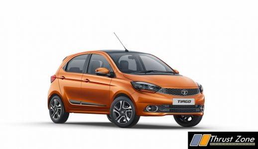 Tata Tiago XZ+ Launched (1)