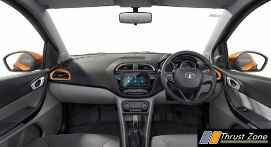 Tata Tiago XZ+ Launched (2)