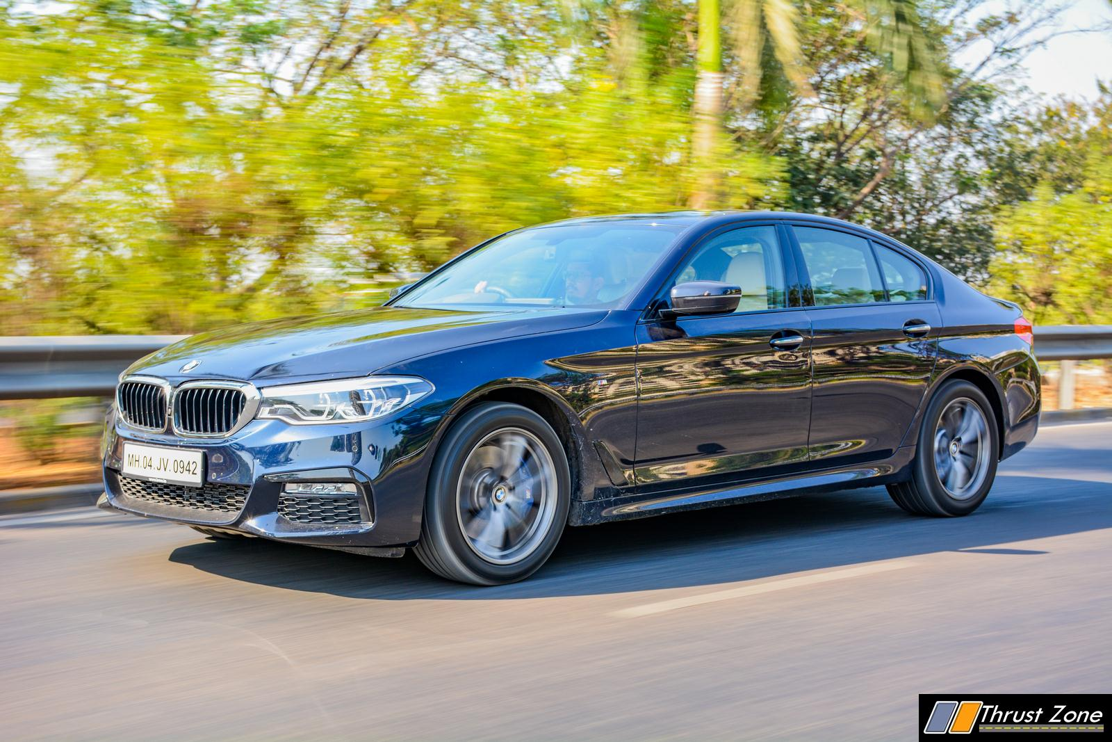 2018-BMW-530d-India-Review-2