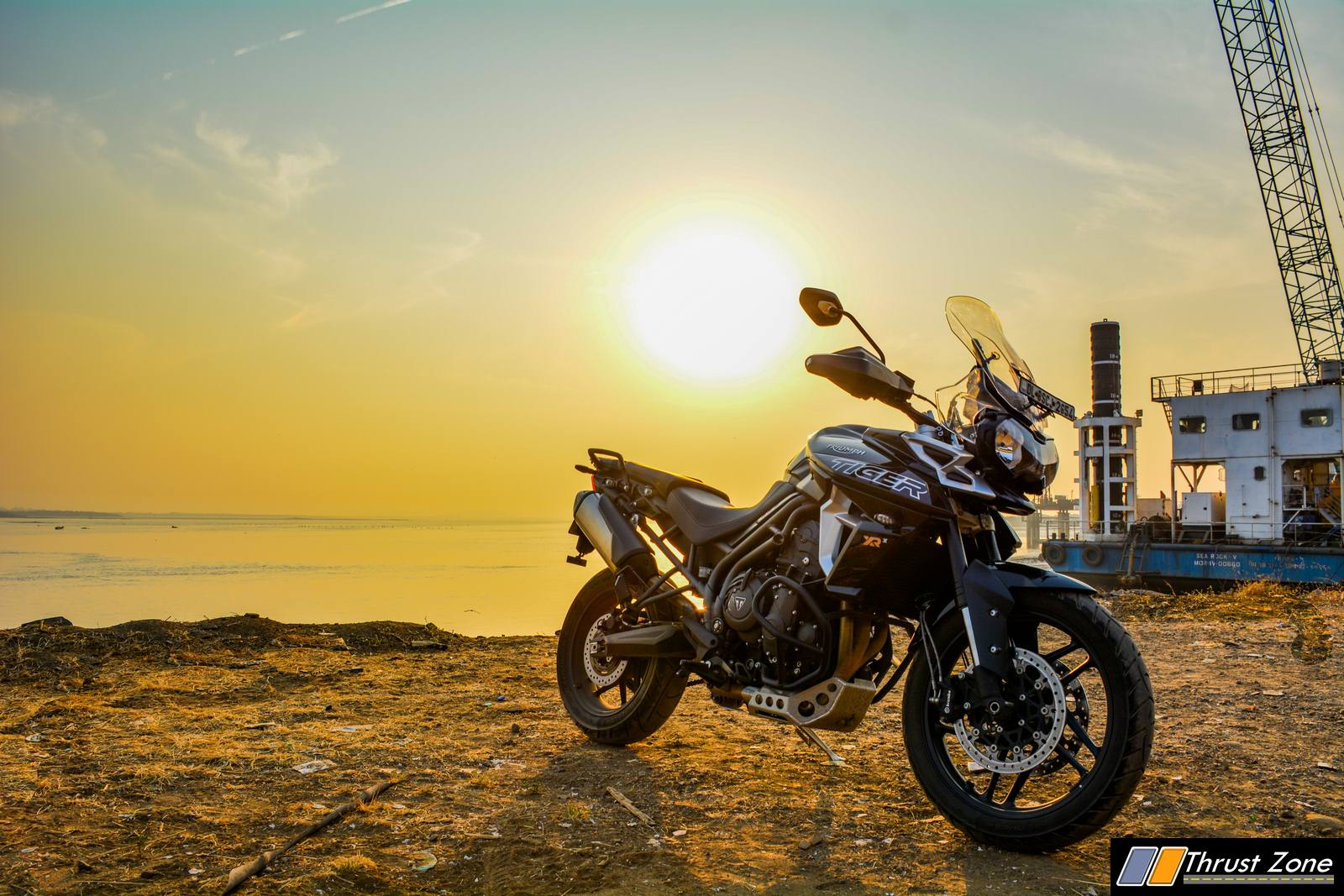 2019 Triumph Tiger 800 Xrx India Review First Ride