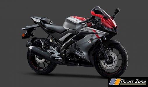 2019 Yamaha R15 V3 ABS (3)