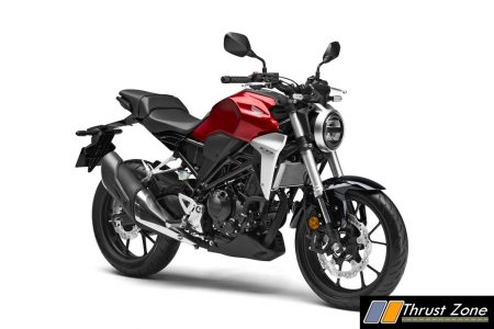 CB300R-Candy Chromosphere Red