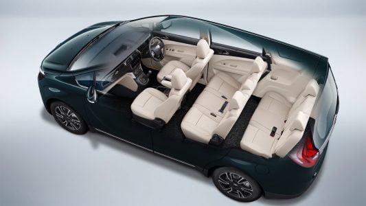 Mahindra Marazzo 8-Seat Variant