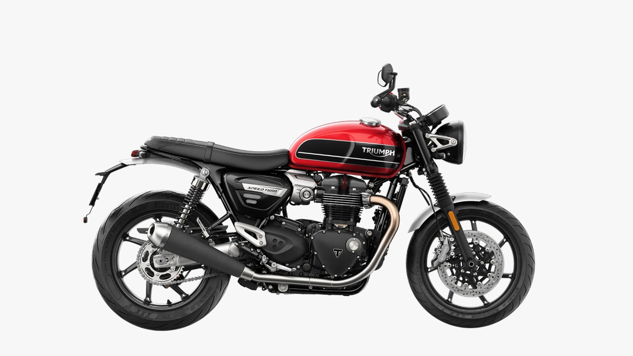 Triumph Speed Twin India Launch (2)