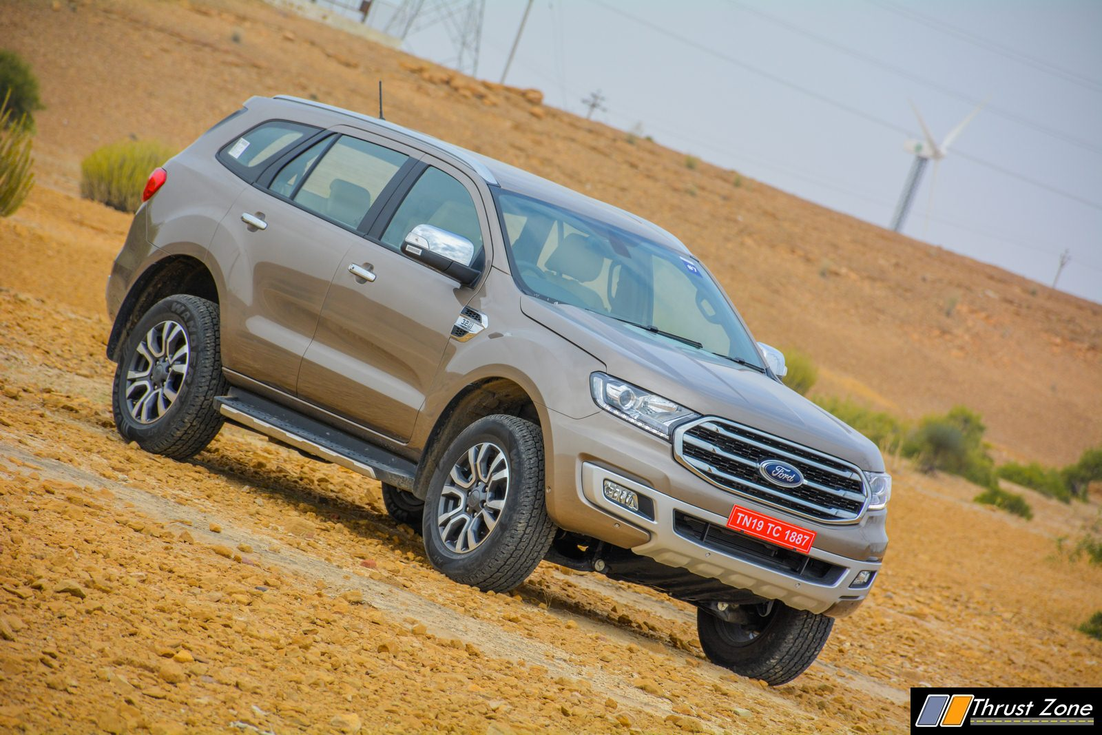 2019 Ford Endeavour Facelift India Launch Price Specs Engines