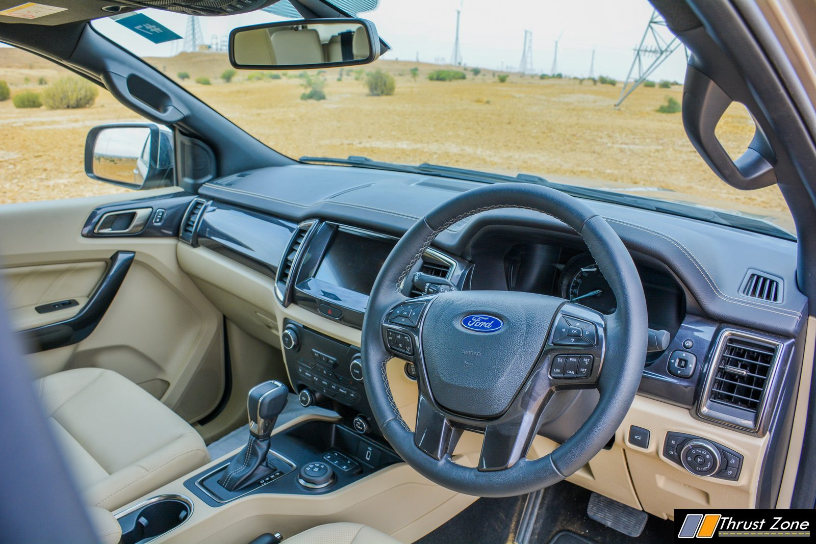 2019 Ford Endeavour Facelift India Review-2