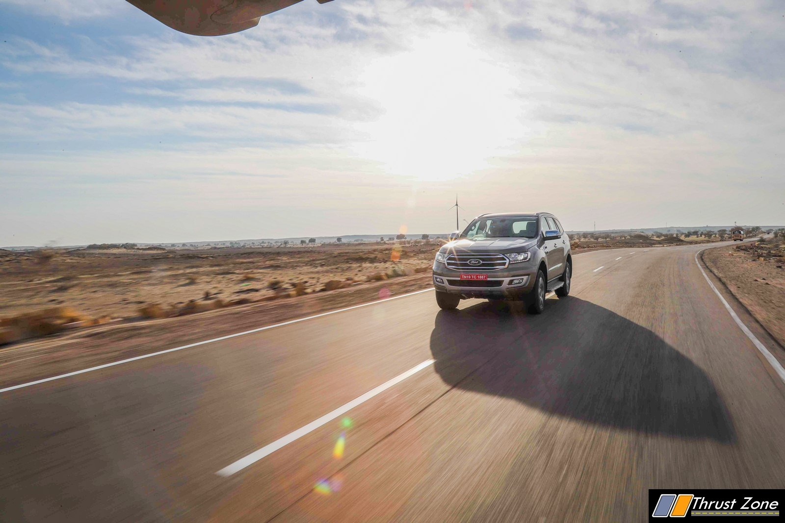 2019 Ford Endeavour Facelift India Review-24