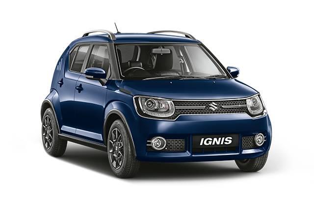 2019 Maruti Suzuki Ignis Launch