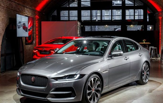 2020 Jaguar Xe Facelift India Launch 3 Thrust Zone