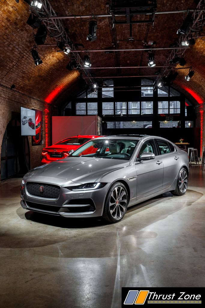 2020 Jaguar Xe Facelift India Launch Price Specs