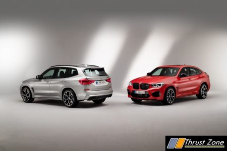 All New BMW X3M And BMW X4M Announced (2)