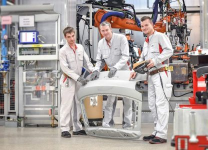 Audi saved nearly €110 million with clever employee ideas in 2