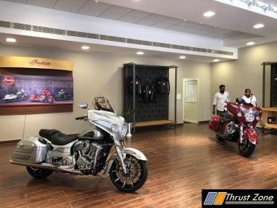 Indian Motorcycle Kochi Dealership (2)