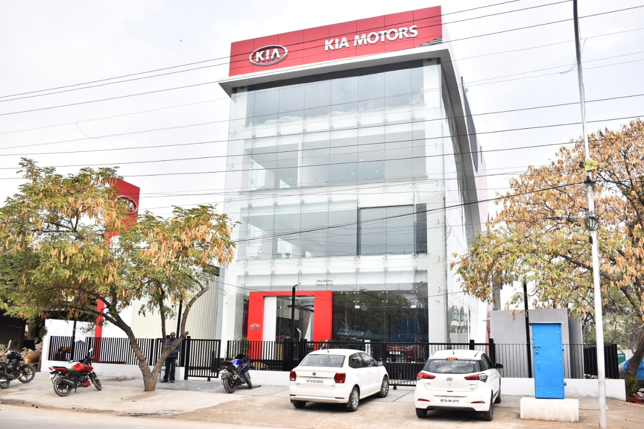 Kia Motors India inaugurates its flagship dealership in Noida