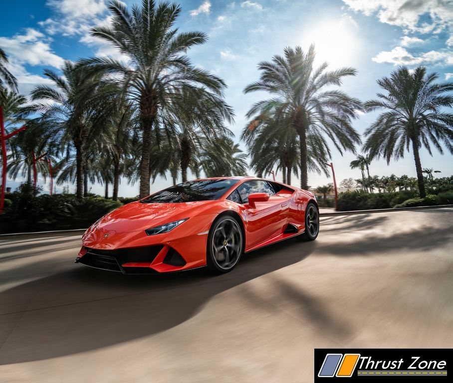 Lamborghini Huracan Evo India Launch (4)