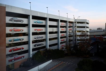 Maserati Modena Plant - 2