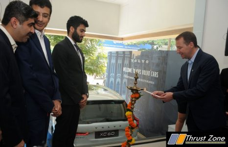Volvo South Mumbai Dealership Goes Live (1)