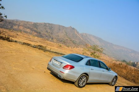 2019 Mercedes-Benz E-Class LWB India Review -28