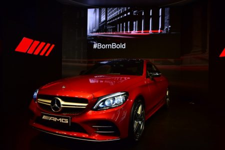 2019 Mercedes C43 AMG India Launch