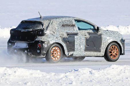 2020 Ford Ecosport Spied (1)