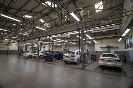 Audi Thane (Mumbai Area) Service Facility Inaugurated (2)