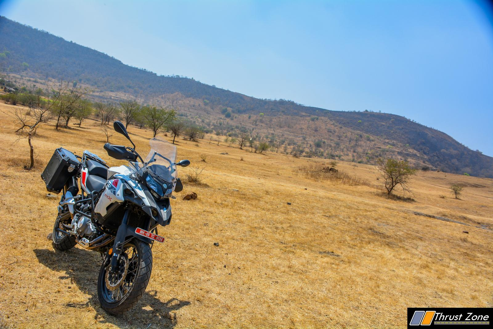 Benelli TRK 502X India Review-12