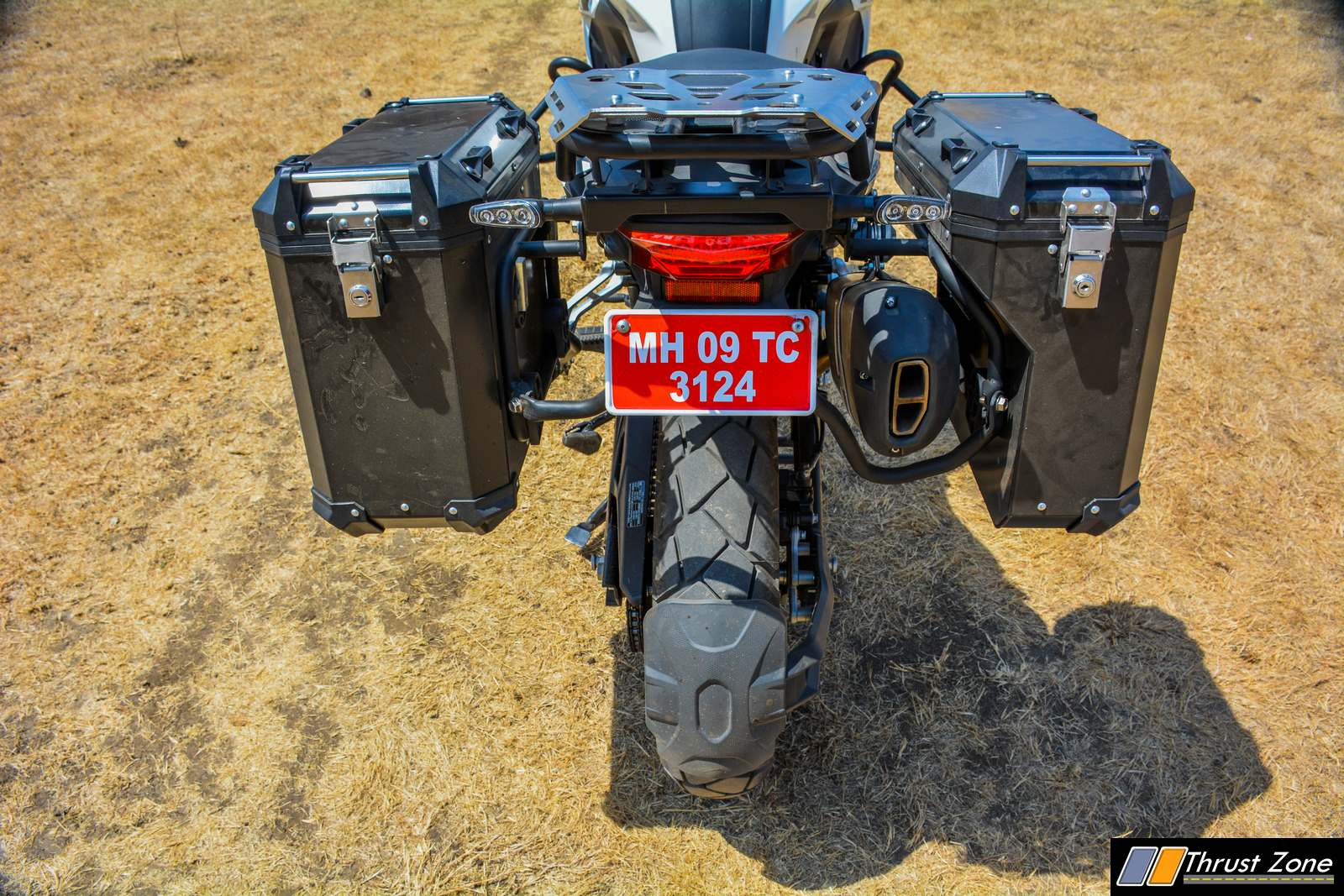 Benelli TRK 502X India Review-19