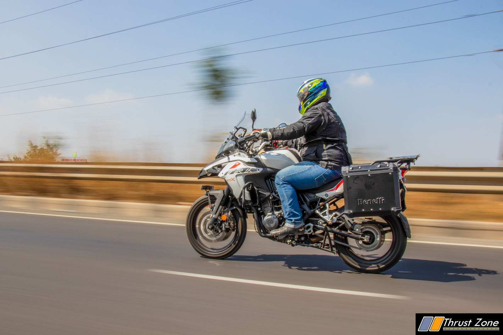 Benelli TRK 502X India Review-23