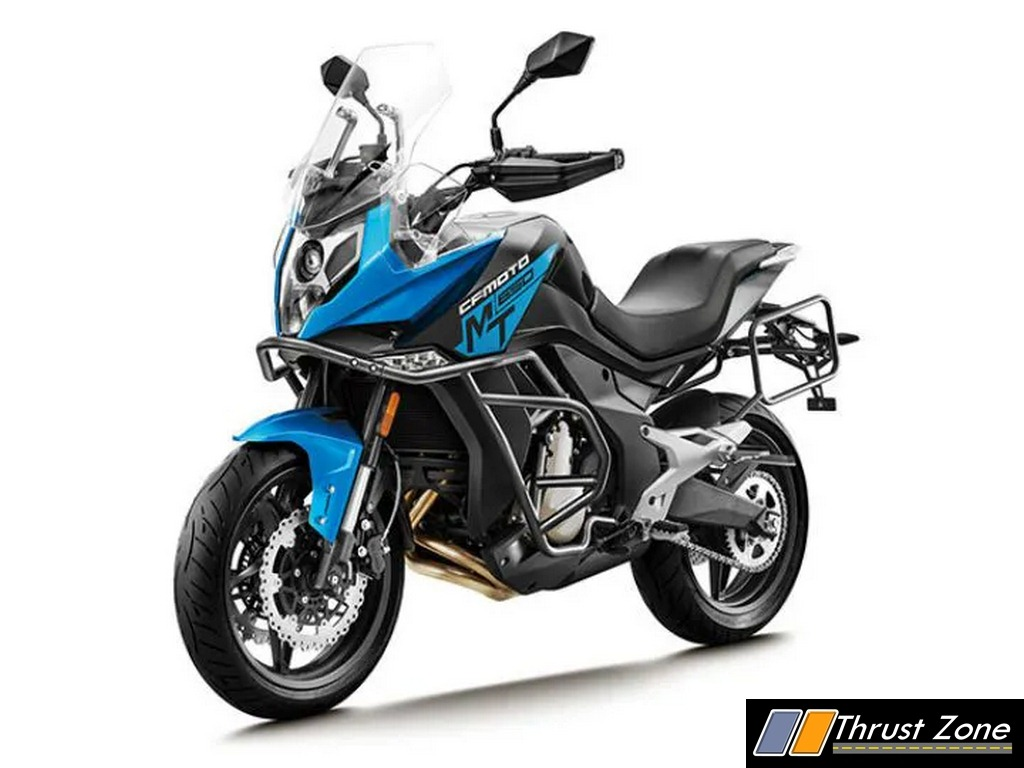 CF Moto India Entry Soon With Multiple Products (1)