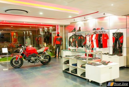 Ducati Hyderabad Showroom And Service (3)