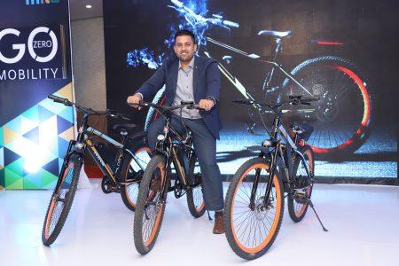GoZero Mile and GoZero One Electric Performance E-Bikes Launched