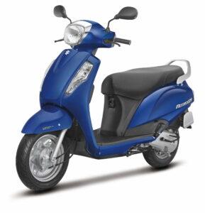 Image 1 - Suzuki Access 125_Blue