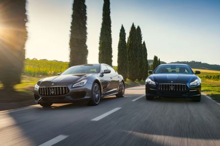 Maserati Launches 2019 Quattroporte Diesel in India (1)