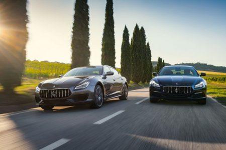 Maserati Launches 2019 Quattroporte Diesel in India (1)