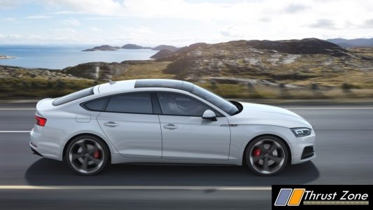 2019 Audi A5 S6 S6 Avant and A7 Get Mild Hybrid Electric Compressor Equipped V6 Diesel Engine (5)