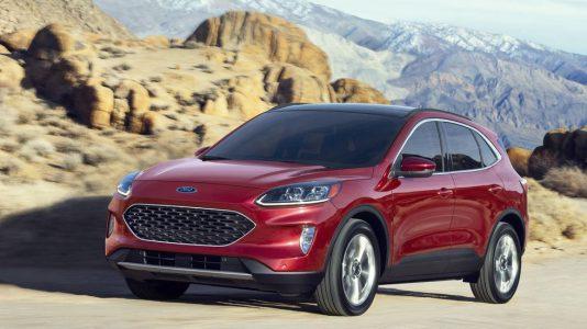 2020 Ford Escape India Launch (4)