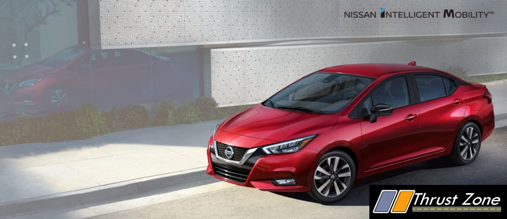 2020 Nissan Sunny Looks Sharper But Retains Its 'Cute ...