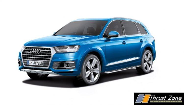 Audi Q7_Luxury Edition