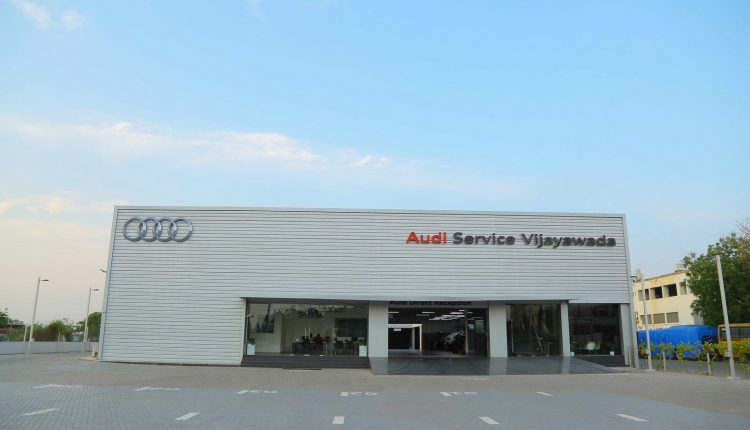 Audi kicks off its 'Workshop First' Strategy in India_1