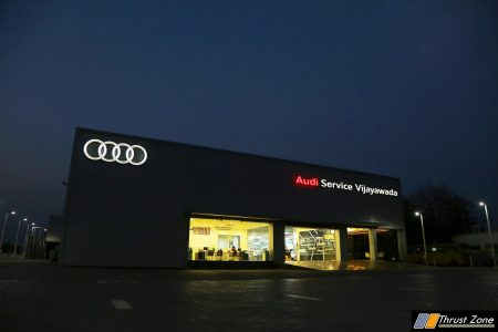 Audi kicks off its 'Workshop First' Strategy in India_2