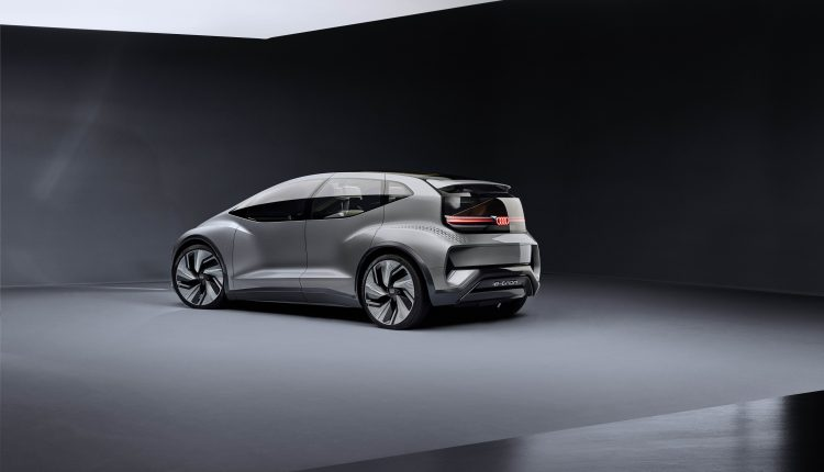 Compact Audi AI ME Unveiled (1)