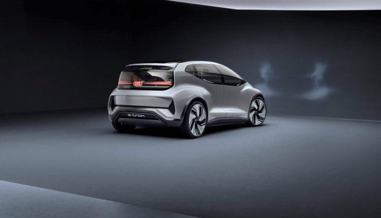 Compact Audi AI ME Unveiled (2)