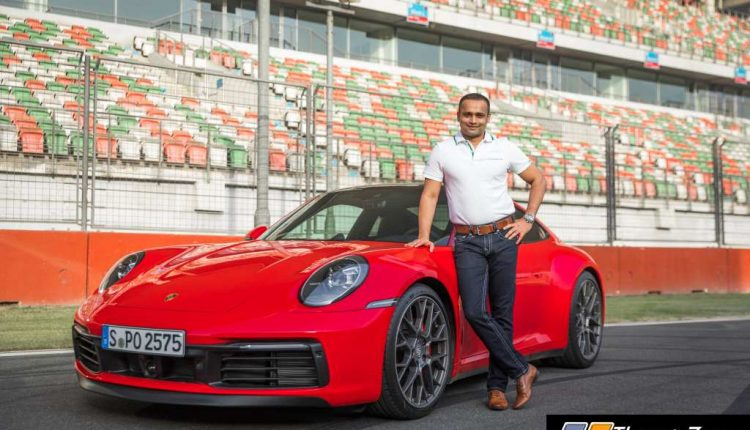 Eighth Generation 2019 Porsche 911 India Launch (3)