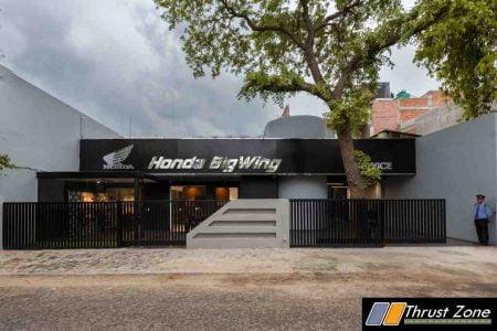 Honda BigWing Workshop-Front Fascia