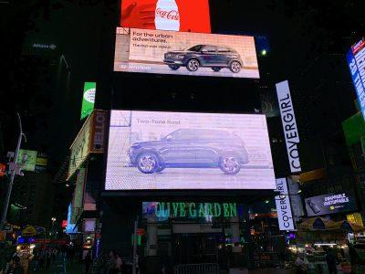 Hyundai-venue-times-square-new-york