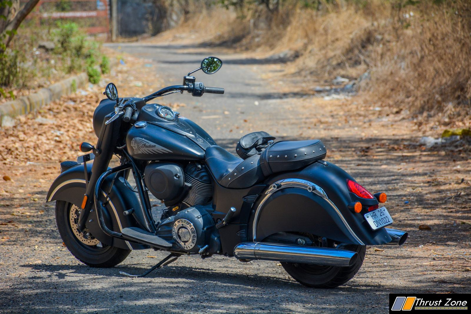 Indian Chief Dark Horse India Review-1
