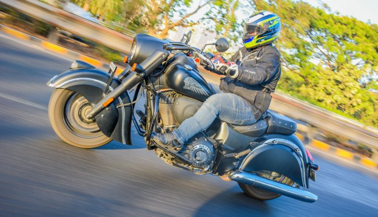 Indian Chief Dark Horse India Review-22